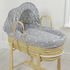Moses Basket Coverlet Moses Baskets U0026 Stands Online4baby