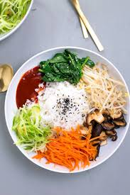 vegan korean bibimbap crazy vegan kitchen