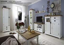 Wohnzimmerschrank Massivholz Massivholz Highoard Buche Wildeiche Weiß Teilmassiv