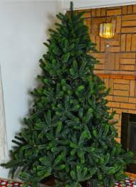 8 foot prince flock artificial tree unlit king of