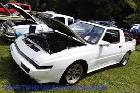 mitsubishi starion rally car rich dougherty u0027s 1988 mitsubishi starion
