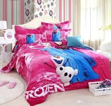 frozen sheets frozen comforter and sheet set ofor me