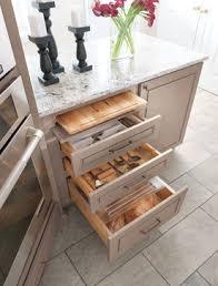 Drawer Kitchen Cabinets Diamond Cutting Board U0026 Bread Drawer Kitchen Cabinetry Household