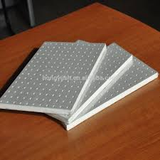 acoustic perforated gypsum board acoustic perforated gypsum board