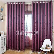 emejing purple blackout curtains images design ideas 2018