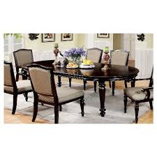 Oval Kitchen Table With Bench Oval Dining Tables Target