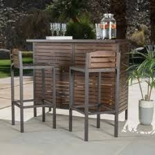 patio bar u0026 bar height furniture wayfair