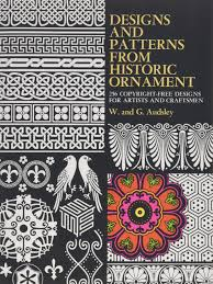 designs and patterns from historic ornament dover pictorial