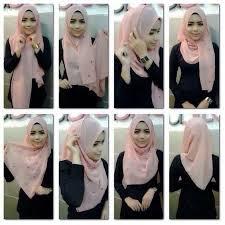 simple hijab styles tutorial segi empat simple segi empat hijab tutorial for hijabers 2016 17 hijabiworld