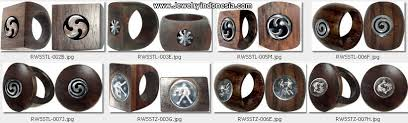 jewelry wooden rings images Wood rings bali fashion accessories jpg