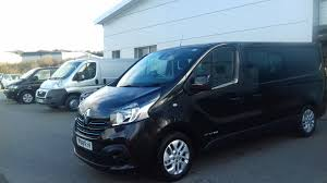 renault van 2017 latest van to arrive for conversion at firehouse cornwall