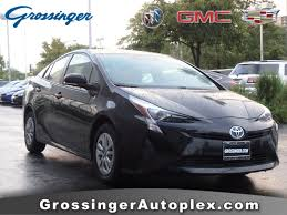 toyota car 2016 used 2016 toyota prius two lincolnwood il grossinger toyota north