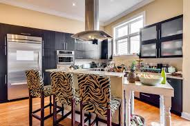 semi custom cabinets chicago modern kitchen with black cabinets frosted glass cabinets