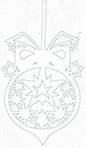 495 best paper cutting christmas winter angels images on pinterest