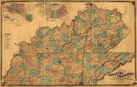 Caves In Tennessee Map by Places In Civil War History Tennessee Secession And Fortress