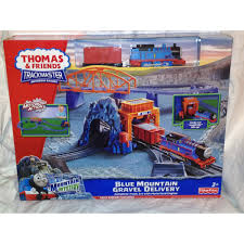 blue mountain gravel delivery and friends trackmaster