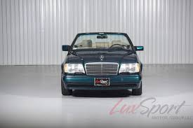 1994 mercedes benz e320 cabriolet stock 1994120 for sale near