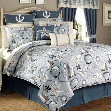 Nautical Bed Set Yachtsman Nautical Comforter Bedding By Croscill