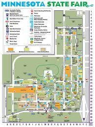 minnesota state fair map 110 best cities images on cities minnesota