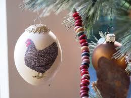 blown egg ornaments debra prinzing 2010 december