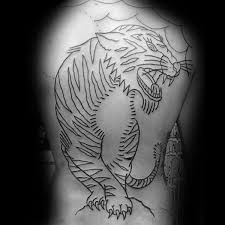 75 traditional tiger tattoo designs for men striped ink ideas