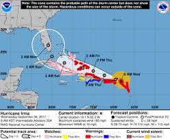 Florida travel forecast images Florida keys hurricane irma path evacuations for sept 6 png