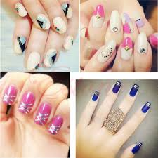 gel nail art with striping tape best nail 2017 contest flight of
