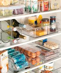 the container store tip fridge and freezer organization the container store