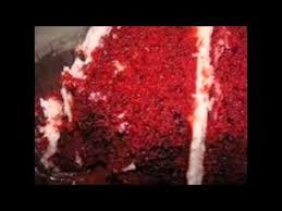how to make an easy red velvet cake youtube