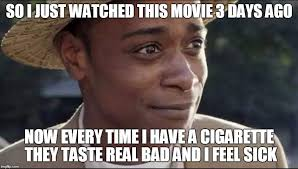 Movie Meme - did the get out movie get into my head imgflip