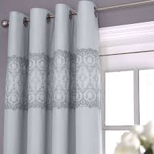 Dunelm Curtains Eyelet Grey Curtains Our Pick Of The Best Ideal Home