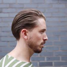 receding hair slicked back 50 gorgeous slicked back hair ideas express yourself 2018