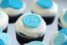 cute as a button cupcakes bake at 350