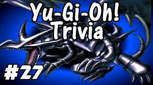 yugioh trivia red eyes black dragon episode 27 youtube