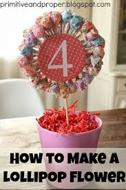 Candy Topiary Centerpieces - 35 sweet candy centerpiece ideas for parties