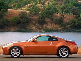nissan 350z quarter mile nissan 350z sunset orange water 1280x960 wallpaper