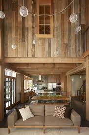 canape montagne quel type d intérieur pour votre chalet en bois habitable