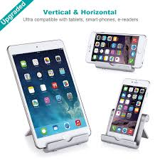 aluminum table desk stand holder mount for cell phone ipad air tablet