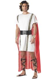 brand new mark antony roman toga costume ebay
