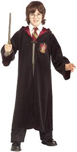 wizard costume child harry potter premium gryffindor robe child costume buycostumes com