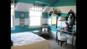 creative paint color ideas for teenage bedroom also