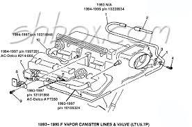b body lt1 engine diagram 2001 camaro z28 water pump replacement