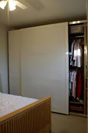 Fixing Closet Doors Fixing The Pax Sliding Door Ikea Hackers