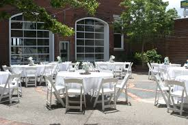 Outdoor Furniture Augusta Ga by Marbury Center Tables In The Courtyard Marbury Center