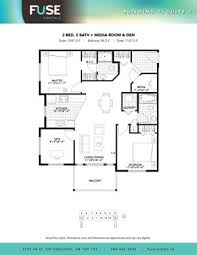 Media Room Plans - fuse rentals apartments 2105 68 street sw edmonton ab rentcafé