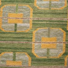 Modern Wool Rugs Sale Scandinavian Modern Wool Flat Weave Rug From Nordiska Kompaniet