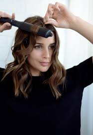 hair how to classic waves with oval ghd curling iron harper and