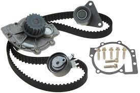 volvo v40 engine timing belt kit with water pump replacement