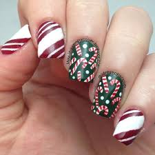 106 best winter christmas holiday nails images on pinterest