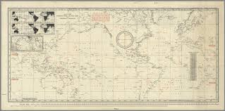 Navigation Map Gatty U0027s Combined World And Star Chart For Emergency Navigation
